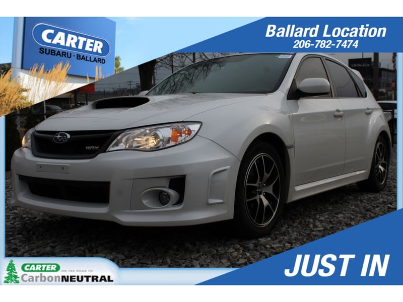 Photo Used 2012 Subaru Impreza WRX Premium for Sale in Seattle, WA