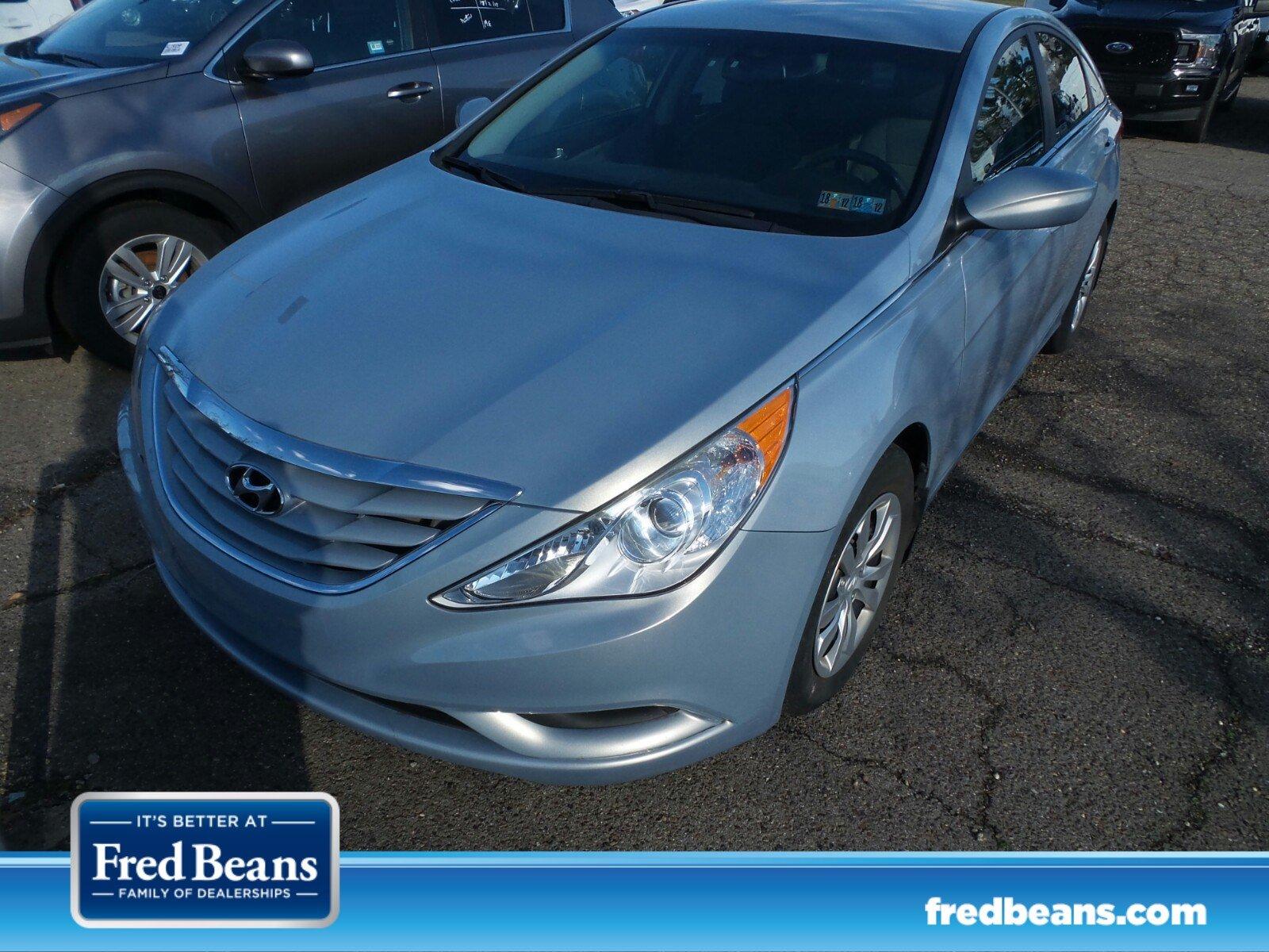 Photo Used 2012 Hyundai Sonata For Sale  Langhorne PA - Serving Levittown PA  Morrisville PA  5NPEB4ACXCH373442