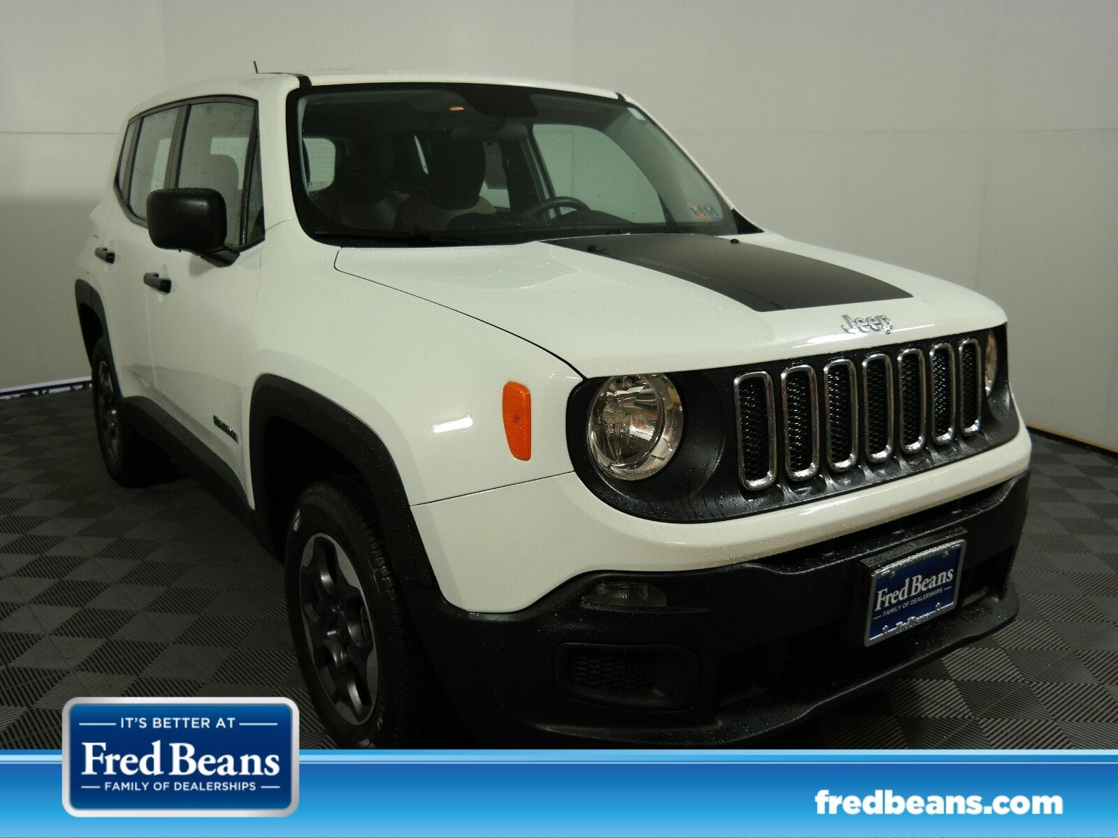 Photo Used 2015 Jeep Renegade For Sale  Langhorne PA - Serving Levittown PA  Morrisville PA  ZACCJBAT3FPB95836