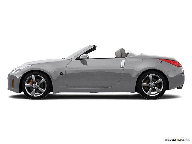 Photo Used 2007 Nissan 350Z Enthusiast For Sale Grapevine, TX