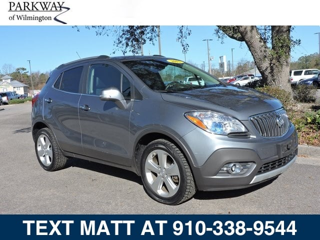 Photo Used 2015 Buick Encore Convenience For Sale  Wilmington NC
