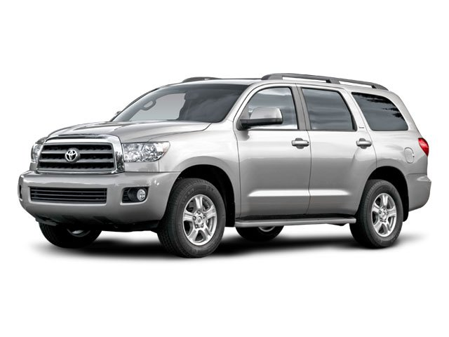Photo Pre-Owned 2008 Toyota Sequoia RWD 4dr LV8 6-Spd AT SR5 Rear Wheel Drive SUV