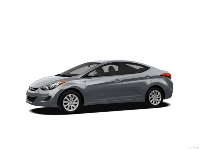 Photo Used 2012 Hyundai Elantra GLS Sedan CT in Enfield CT