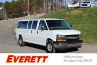 Pre-Owned 2017 Chevrolet Express 3500 LT 15-Passenger Van RWD Large Van