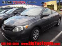 Used 2012 Toyota Corolla LE LE Sedan 4A in Chandler, Serving the Phoenix Metro Area