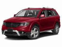 2017 Dodge Journey Crossroad Plus SUV V-6 cyl