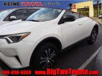 Used 2016 Toyota RAV4 LE LE SUV in Chandler, Serving the Phoenix Metro Area