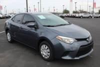 Certified 2014 Toyota Corolla L Sedan For Sale