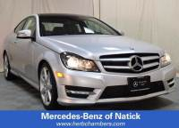 2013 Mercedes-Benz C-Class Sport Coupe in Natick