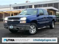 Used 2004 Chevrolet Silverado 1500 Truck Extended Cab in Eugene