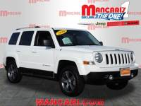CERTIFIED PRE-OWNED 2016 JEEP PATRIOT HIGH ALTITUDE 4WD