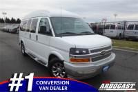 Pre-Owned 2016 Chevrolet Conversion Van Explorer RWD Hi-Top