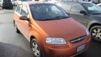 Used 2007 Chevrolet Aveo 5 Hatchback in Springfield