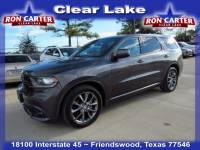 2015 Dodge Durango SXT SUV near Houston