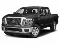 2017 Nissan Titan SL Truck Crew Cab near Houston