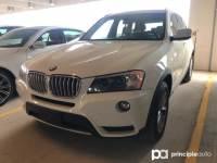 2013 BMW X3 xDrive28i w/ Premium/Convenience SAV in San Antonio