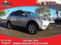 Certified Pre-Owned 2015 Toyota RAV4 FWD 4dr Limited FWD Sport Utility