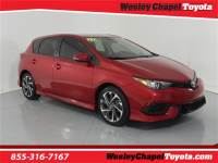 Certified Pre-Owned 2017 Toyota Corolla iM STD FWD 5D Hatchback