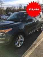 Home of the $500 Price Beat Guarantee: 2015 Ford Explorer XLT SUV