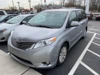 2011 Toyota Sienna XLE Minivan/Van All-wheel Drive