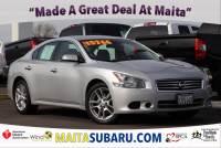 Used 2014 Nissan Maxima 3.5 S Available in Sacramento CA