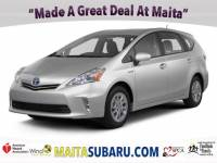 Used 2013 Toyota Prius v Five Available in Sacramento CA