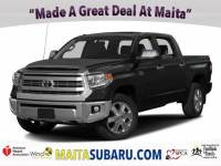 Used 2016 Toyota Tundra 4WD Truck 1794 Available in Sacramento CA