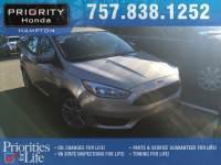 Used 2017 Ford Focus SE Sedan in Hampton, VA