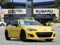 Certified Pre-Owned 2017 Subaru BRZ Series.Yellow in San Antonio, TX