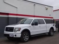 Used 2014 Ford F-150 For Sale at Huber Automotive | VIN: 1FTFW1ET0EFA33103