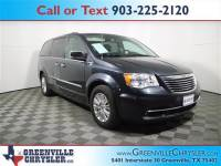 Used 2014 Chrysler Town & Country Limited Minivan
