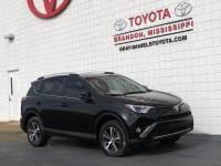 Certified 2016 Toyota RAV4 XLE SUV Front-wheel Drive in Brandon MS
