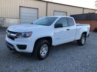 2016 Chevrolet Colorado Extended Cab WT