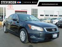 Used 2008 Honda Accord Sedan LX