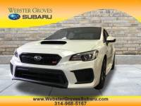 2018 Subaru WRX STI Limited with Lip