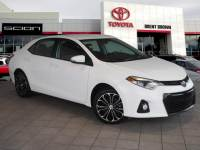 Certified Pre-Owned 2016 Toyota Corolla L FWD 4dr Car