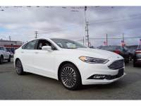 Used 2018 Ford Fusion Sedan | Totowa NJ | VIN: 3FA6P0D98JR206771