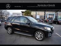 2016 Mercedes-Benz GLE 350 4MATIC SUV