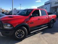 Used 2017 Ram 1500 Rebel Truck in Bowie, MD
