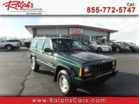 2001 Jeep Cherokee 4dr Limited 4WD
