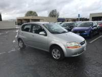Used 2007 Chevrolet Aveo 5 Hatchback For Sale in Fairfield, CA