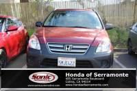 Pre-Owned 2005 Honda CR-V 2WD LX AT