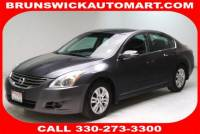 Used 2011 Nissan Altima 4dr Sdn I4 CVT 2.5 S in Brunswick, OH, near Cleveland