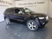 Pre-Owned 2014 Jeep Grand Cherokee Overland SUV in Jacksonville FL