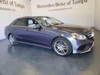 Certified 2015 Mercedes-Benz E-Class E 350 Sport Sedan in Jacksonville FL