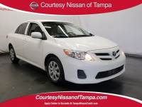 Pre-Owned 2012 Toyota Corolla LE Sedan in Jacksonville FL