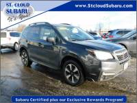 Certified Pre Owned 2017 Subaru Forester for Sale in St. Cloud near Elk River