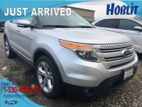 2015 Ford Explorer Limited w/ Leather & 3rd Row Seating