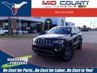 2017 Jeep G. Cherokee Limited Limited 4x2