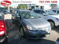 Used 2014 Nissan Sentra for Sale in Clearwater near Tampa, FL